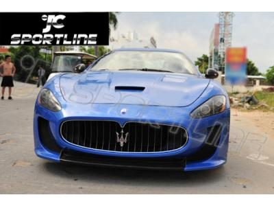 Maserati 2011 Body Kit Front Bumper Side Skirts Rear